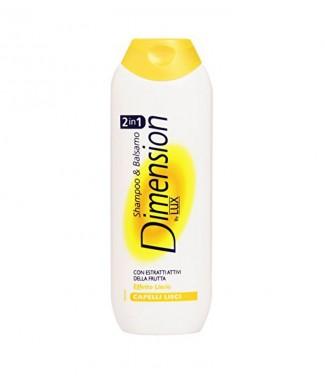 Dimension Shampoo & Balsamo Capelli Lisci