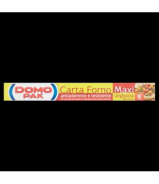 Domopack Carta Forno Maxi Larghezza