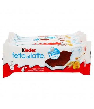 Kinder Fetta al Latte 5 Pezzi x 28 g