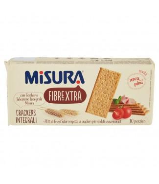 Misura Fibrextra Crackers Integrali