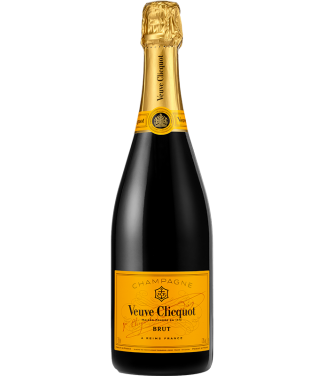 Champagne Veuve Clicquot Yellow Label Brut