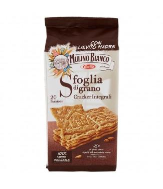 Mulino Bianco Sfoglia di Grano Cracker Integrali