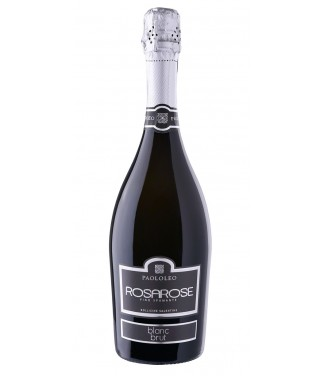 Rosarose Blanc Spumante Brut Paolo Leo