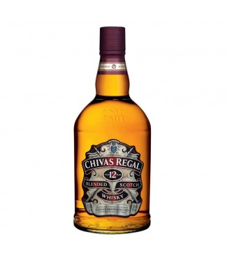 Chivas Regal Blended Scotch Whisky 12 Anni 70cl