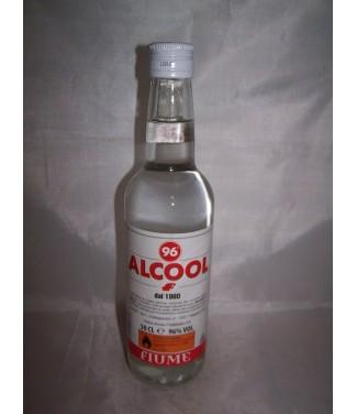 Alcool 96% vol Fiume