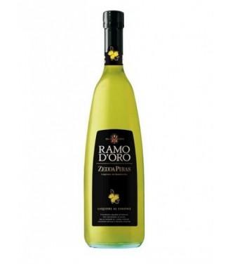 Liquore al Limone Ramo D'oro Zedda Piras