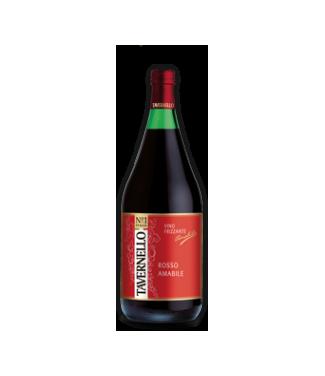 Rosso Frizzante Amabile Tavernello