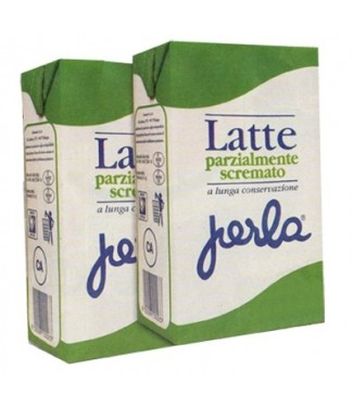 Perla Latte Parzialmente Scremato 500 ml