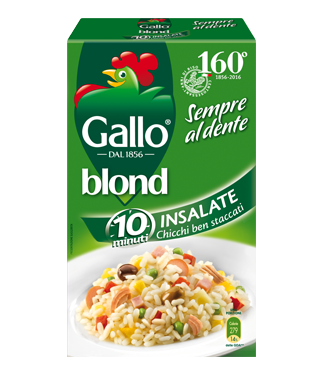 Riso Gallo Blond