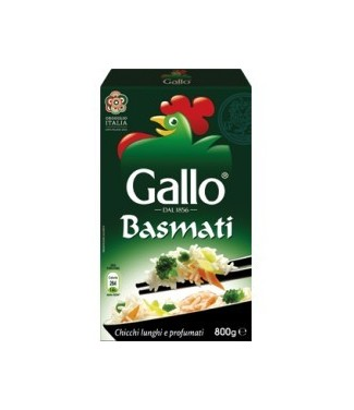 Riso Gallo Basmati