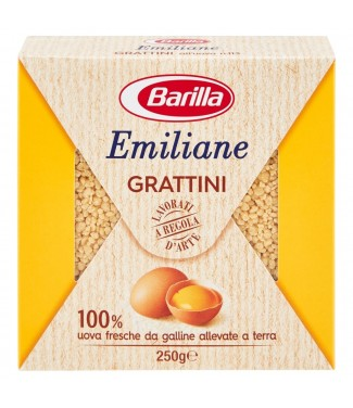 Barilla Emiliane Grattini All'Uovo