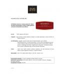 Aglianico Del Vulture D.O.C 2012 Feudo Monaci etichetta 1