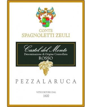 Castel del Monte DOC Vino Rosso Pezzalaruca Conte Spagnoletti Zeuli