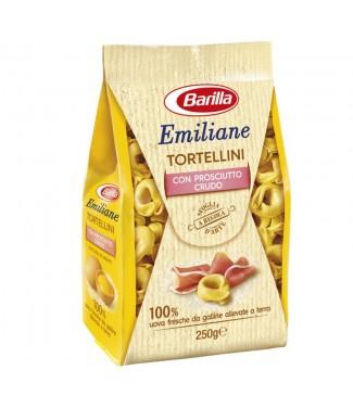 Barilla Tortellini con crudo 250gr