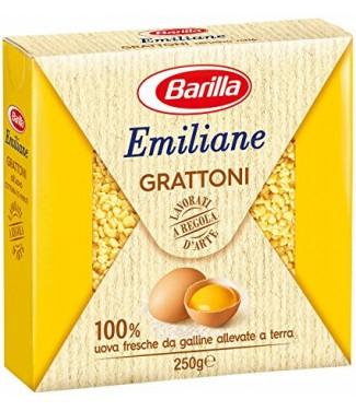 Barilla Emiliane Grattoni all'uovo 250gr