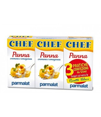 Chef Panna 3X125gr