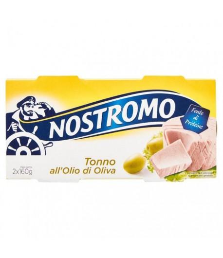 Nostromo Tonno all'Olio di Oliva 2x160gr