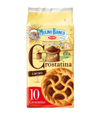 Mulino Bianco Crostatine Cacao 400gr