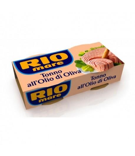 Rio Mare Tonno all'Olio di Oliva 2x160gr