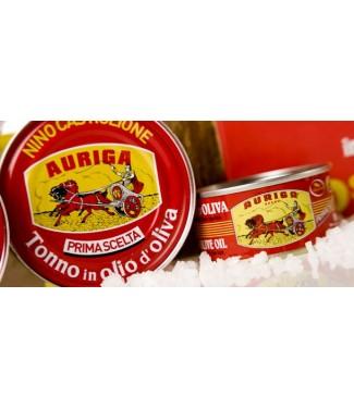 Auriga Tonno Naturale 3x80gr