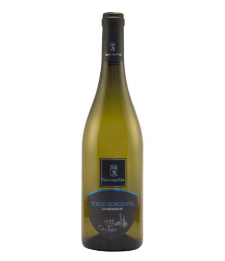 Pozzo Sorgente Chardonnay D.O.C. 75 cl Giancarlo Ceci