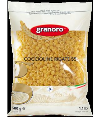 Granoro Coccioline Rigate n.55 500gr