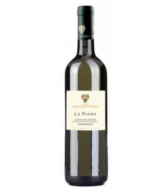 La Piana Castel del Monte D.O.C. Chardonnay Bianco Conte Spagnoletti Zeuli