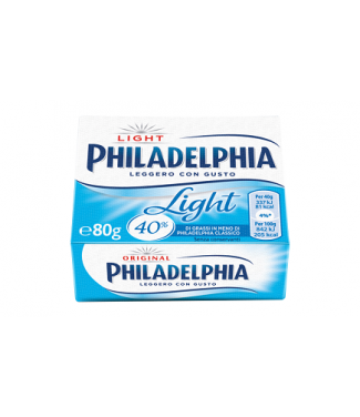 Philadelphia Light 80 gr