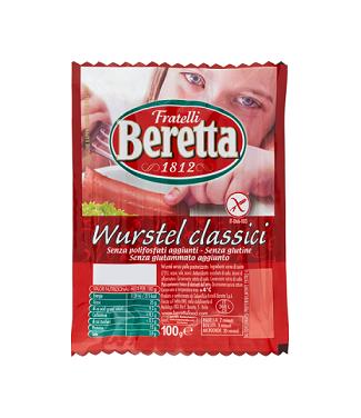 Beretta Wurstel classico 100 gr