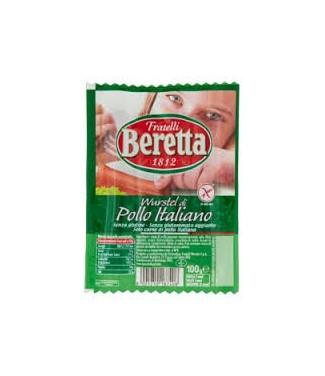 Beretta Wurstell Pollo 100 gr