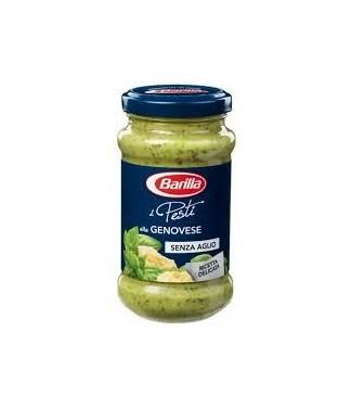 Barilla Pesto alla Genovese senza aglio