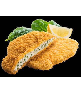 Gusto Ricco Cotolette Pollo Con Spinaci 2 pz