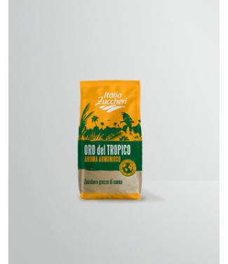 Italia Zuccheri Oro del Tropico Zucchero di Canna 1 kg