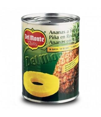 Del Monte Ananas A fette 840 gr