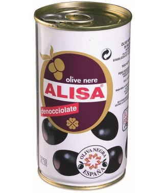 Alissa Olive Nere Intere