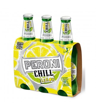 Peroni Birra lemon 3 x 33 cl