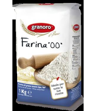 """Granoro Farina """"00"""" 1 kg"""