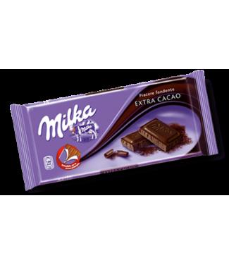 Milka Extra Cacao Tavoletta 100 gr