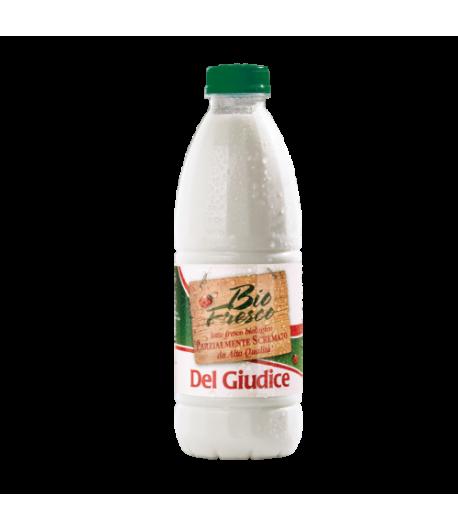 Del Giudice Latte Bio Parzialmente Scremato 1 l