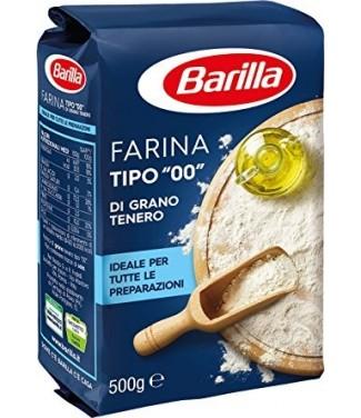 """Barilla Farina Tipo """"00"""""""