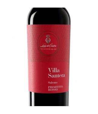 Leone de Castris Villa Santera rosso