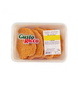 Cotolette di Pollo 2 pz Gusto Ricco