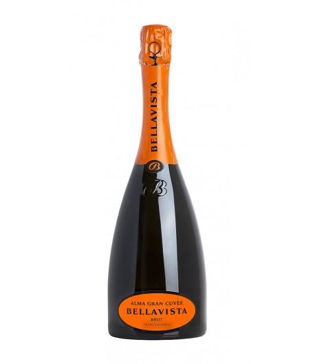 """Franciacorta Brut DOCG """"Alma Gran Cuvée"""" - Bellavista"""