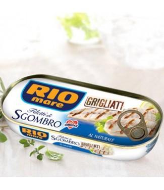 Riomare Filetti di Sgombro Grigliati