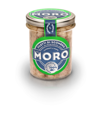 Moro Filetti di Sgombro all'Olio di Oliva