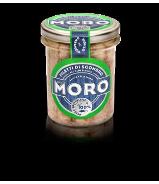 Moro Filetti di Sgombro all'Olio di Oliva