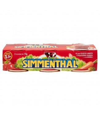 Simmenthal 3 x 70 g