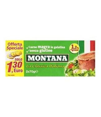 Montana La Classica Italiana 2X70g