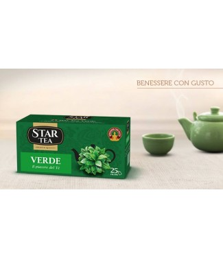 Star Tea Tè Verde