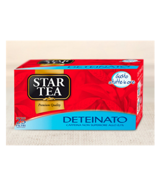 Star Tea Tè Deteinato
